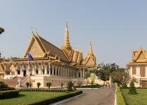 Kambodža: levné letenky - Phnom Penh s odletem z Vídně již od 12 590 Kč