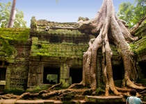 Kambodža: levné letenky - Siem Reap s odletem z Prahy již od 11 990 Kč