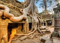 Kambodža: levné letenky - Siem Reap s odletem z Prahy již od 12 724 Kč vč. Vánoc