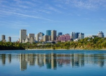Kanada: levné letenky - Edmonton s odletem z Frankfurtu již od 14 416 Kč