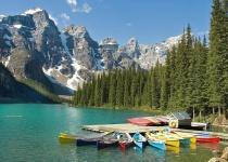 Kanada: levné letenky - Vancouver a Calgary s odletem z Amsterdamu již od 11 424 Kč
