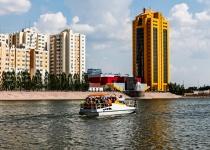 Kazachstán: levné letenky - Astana s odletem z Budapešti již od 2 895 Kč