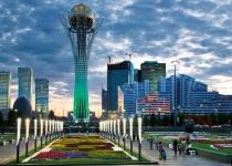 Kazachstán: levné letenky - Astana s odletem z Prahy včetně Vánoc a Silvestra již od 7 690 Kč