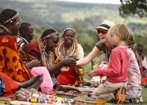 Keňa: levné letenky - Nairobi s odletem z Vídně od 11 647 Kč