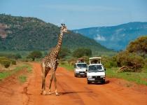 Keňa: levné letenky - Nairobi s odletem z Ženevy od 6 390 Kč