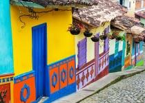 Kolumbie: levné letenky - Bogota s odletem z Vídně od 12 390 Kč