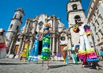 Kuba: levné letenky - Havana s odletem z Vídně od 12 897 Kč vč. Vánoc
