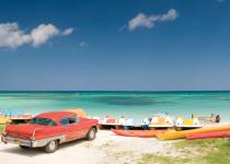 Kuba: levné letenky - Varadero s odletem z Londýna již od 10 287 Kč přímý let