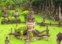 Laos: levné letenky - Vientiane s odletem z Prahy již od 12 788 Kč