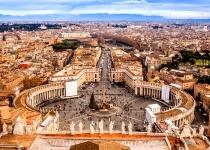 Letecký pobyt v Římě v 3* hotelu se snídaní na 3 dny z Prahy za 4390 Kč