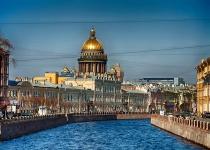 Letecký pobyt z Prahy do Petrohradu, s ubytováním za 6690 Kč