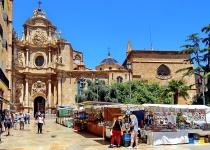 Letecký zájezd na 3 dny do Valencie z Vídně s ubytováním ve 4* hotelu za 4590 Kč