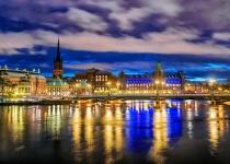 Letecký zájezd na 3 dny z Prahy do hlavního města Švédska, s ubytováním v příjemném 3* hotelu za 3890 Kč