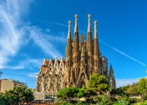 Letecký zájezd ve 4* hotelu se snídaněmi formou bufetu z Prahy nebo z Vídně do Barcelony od 4090 Kč