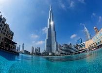 Letecký zájezd z Prahy do Dubaje s ubytováním v novém 5* hotelu se soukromou pláží na 6 dní za 16590 Kč