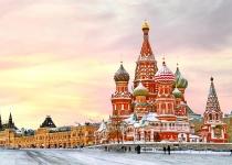 Letecký zájezd z Prahy do Moskvy s ubytováním ve 4* hotelu se snídaní za 9090Kč