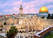 Letecký zájezd z Vídně do Jeruzaléma s ubytováním poblíž centra za 7190 Kč