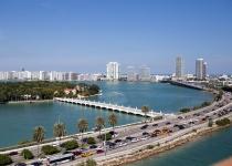 Levné letenky Mnichov Miami a zpět  za 6990 Kč