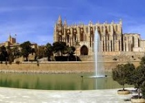 Levné letenky Norimberk Palma Mallorca a zpět za 769 Kč