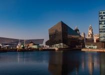 Levné letenky Praha Liverpool a zpět  za 1116 Kč