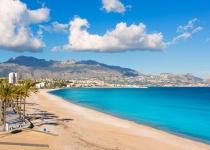 Levné letenky Vídeň - Alicante a zpět za 763 Kč