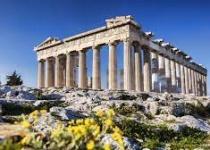 Levné letenky Vídeň - Atény a zpět za 745 Kč