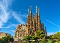 Levné letenky Vídeň Barcelona a zpět  za 1024 Kč