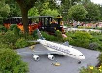 Levné letenky Vídeň Billund a zpět  za 822 Kč