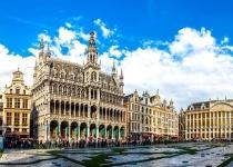 Levné letenky Vídeň Brusel a zpět  za neuvěřítelných 484 Kč