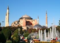 Levné letenky Vídeň Istanbul a zpět  za 3043 Kč
