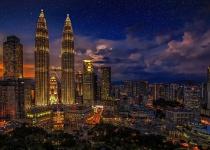 Levné letenky Vídeň Kuala Lumpur a zpět  za 9554 Kč