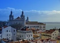 Levné letenky Vídeň Lisabon a zpět  za 1431 Kč