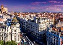 Levné letenky Vídeň Madrid a zpět pouze za fantastických 760 Kč