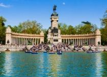 Levné letenky Vídeň Madrid a zpět  za 1044Kč