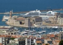 Levné letenky Vídeň Marseille 1043 Kč