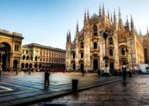 Levné letenky Vídeň - Milán a zpět za neuvěřitelných 504 Kč