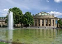 Levné letenky Vídeň Stuttgart a zpět  za 1032 Kč