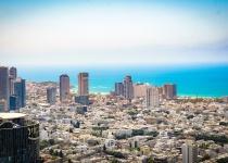 Levné letenky Vídeň Tel Aviv a zpět  za 1315 Kč