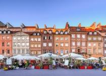 Levné letenky Vídeň Varšava a zpět  za 961 Kč