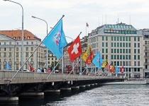 Levné letenky Vídeň Ženeva a zpět  za 1840 Kč