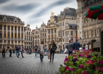 Levné letenky z Vídné do Bruselu a zpět za 1268 Kč