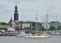 Levné letenky z Vídně do Hamburku a zpět za  krásných 2117  Kč