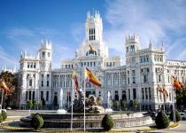 Levné letenky z Vídně do Madridu a zpět za fantastických 604 Kč