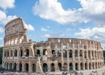 Levné letenky z Vidně do Říma od 762 Kč s leteckou společností Laudamotion