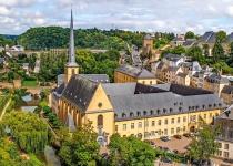 Lucembursko: levné letenky - Lucemburk s odletem z Vídně již od 4 290 Kč