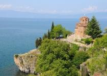 Makedonie: levné letenky - Ohrid s odletem z Vídně již od 1 231 Kč vč. Vánoc a Silvestra