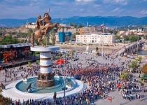 Makedonie: levné letenky - Skopje s odletem z Bratislavy již od 843 Kč