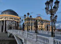Makedonie: levné letenky - Skopje s odletem z Bratislavy od 651 Kč