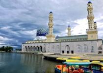 Malajsie: levné letenky - Borneo - Kota Kinabalu s odletem z Prahy již od 11 505 Kč