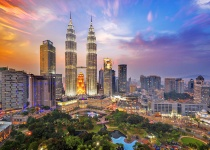 Malajsie: levné letenky do Kuala Lumpur s odletem z Vídně již od 12 453 Kč